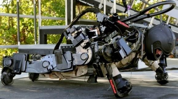 exoskeleton soldier