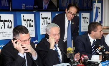 Netenyahu calls voters