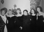 '94-This is the same crew, all gussied up! That's me at far left