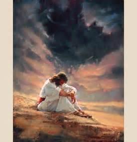 weary jesus