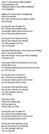lyrics so long self