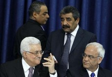 abbas et all peace talks crumble