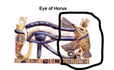 Falcon and the Eye of Horis