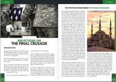 Dabiq article the Final Crusade