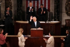 Netanyahu addresses Congress in 2011