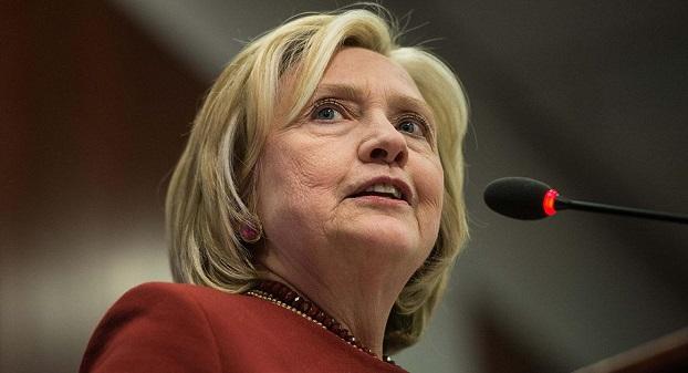 hi-LIAR-y Clinton at it again
