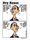 Obama Answers Bibi Dry Bones Blog