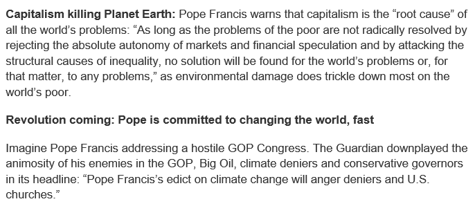 Pope Talking Points 78
