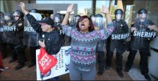 Cleveland riots