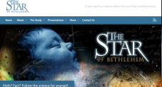 the Star of Bethlehem Project website