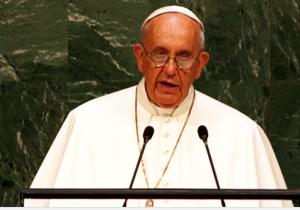 pope francis un address2015