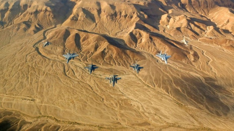 joint exercise with Israel
