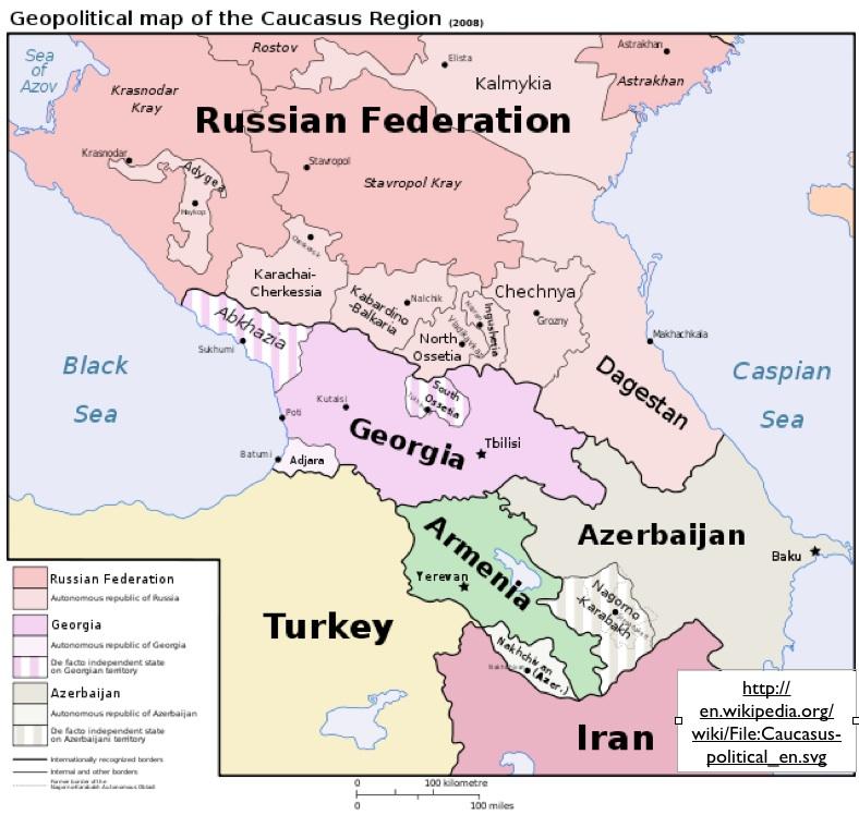 Caucasus_Geopolitical_Map