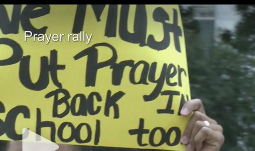 GA prayer back in schools bill