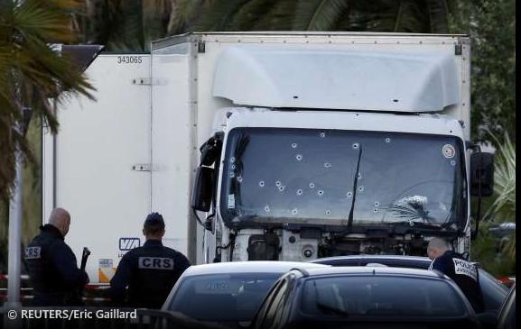 Nice Truck terror attack Bastille Day 2016