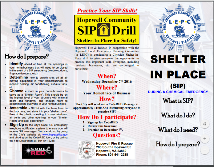shelter-in-place-flyer